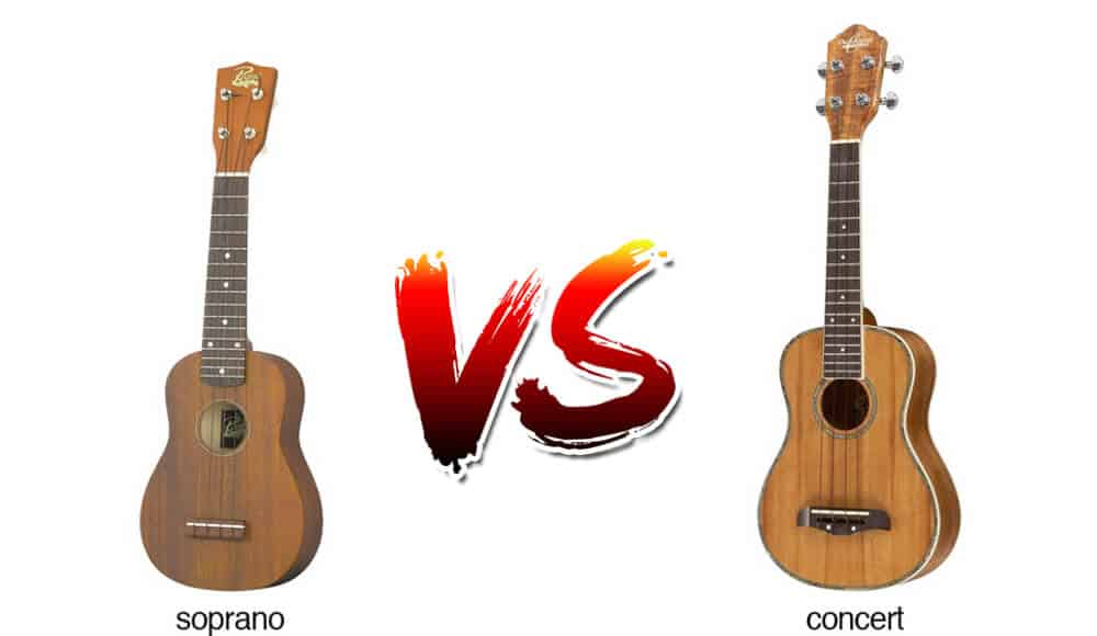 Image result for Soprano Ukulele Vs. Concert Ukulele: How Tone Differs?