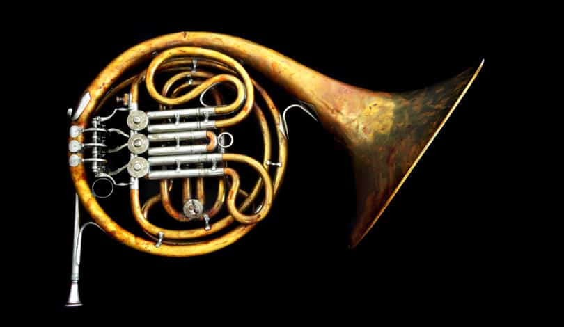 History and origins of French Horn.