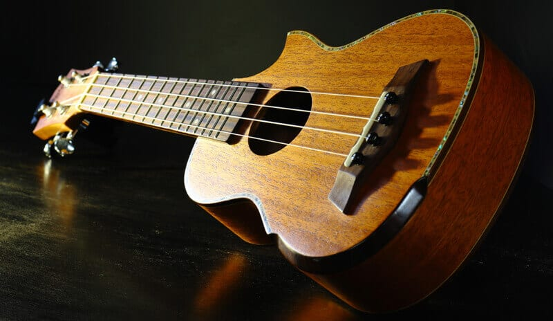The origins of Ukulele.