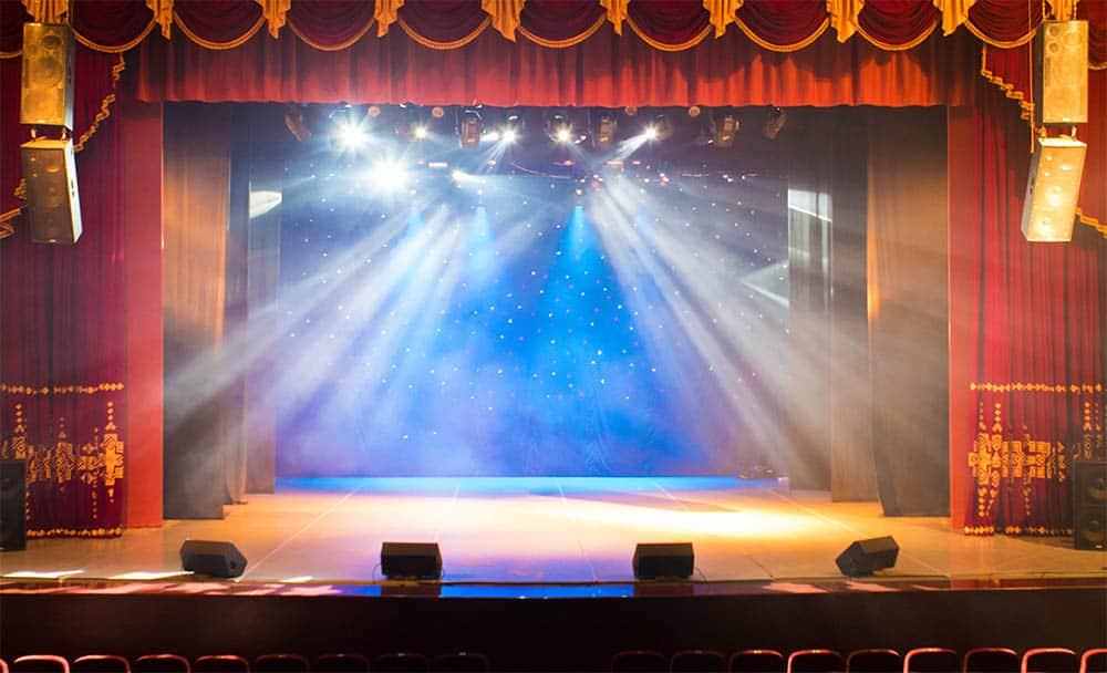Theatre microphones